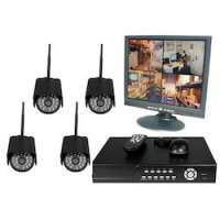 Wireless Surveillance System Importers