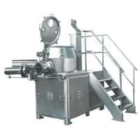 Rapid Mixer Granulator Manufacturers