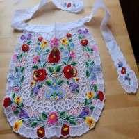 绣花围裙 制造商
