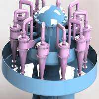 水力旋流器集群 制造商