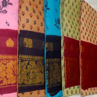Sungudi Sarees Manufacturers