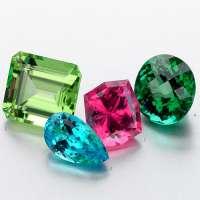 彩色的宝石 制造商