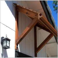 Wooden Awning Manufacturers