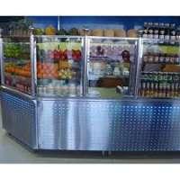 果汁柜台 制造商