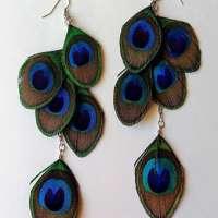 Peacock Earings Manufacturers