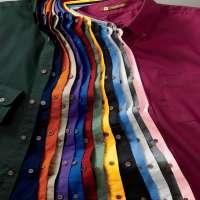 男士梭织衬衫 制造商