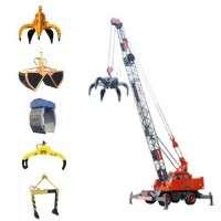 Grab Bucket Crane Manufacturers