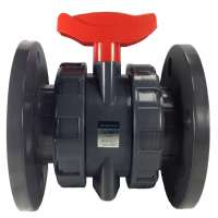 Flanged Plastic Ball Valve Manufacturers