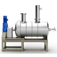 Rotary Vacuum Paddle Dryer Manufacturers