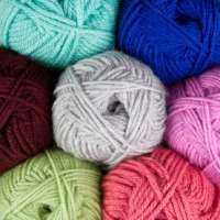 Acrylic Knitting Yarn Manufacturers