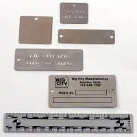 Stainless Steel Labels Manufacturers