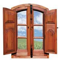 Designer Wooden Window Manufacturers