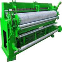 Welded Wire Mesh Machine Manufacturers
