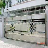 Stainless Steel Sliding Gate Manufacturers