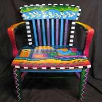 手绘椅子 制造商