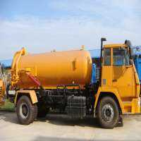 Sewage Suction Truck Manufacturers