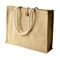 Printed Jute Shopping Bag Manufacturers