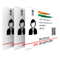 Aadhar卡片印刷服务 制造商