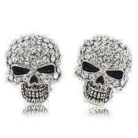Skull Earrings Manufacturers