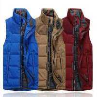 Mens Sleeveless Jackets Manufacturers