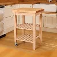 Wooden Kitchen Trolley Manufacturers