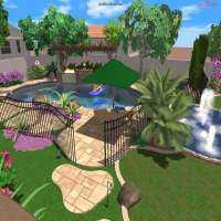 3D Landscape Design Manufacturers