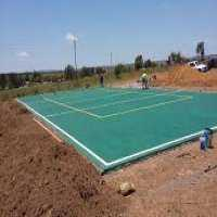 网球场建设 制造商