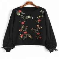 Embroidered Sweatshirt Manufacturers
