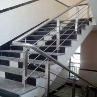 Stainless Steel Stair Manufacturers
