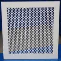 Stainless Steel Perforated Grill Manufacturers