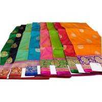 Katan Silk Sarees Manufacturers