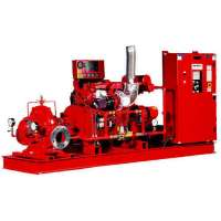 Fire Water Pumps Manufacturers