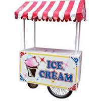 冰淇淋车 制造商