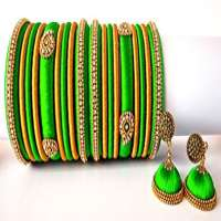 Silk Thread Bangle Manufacturers