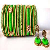 Silk Thread Bangle Manufacturers