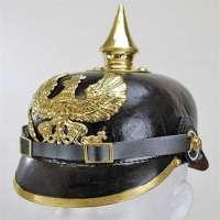 Pickelhaube头盔 制造商