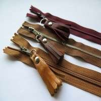 Leather Zipper Manufacturers