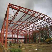 Industrial Trusses Manufacturers