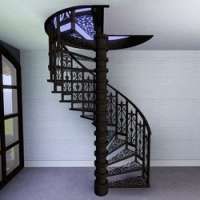 Iron Staircase Manufacturers
