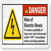 Electric Label Manufacturers