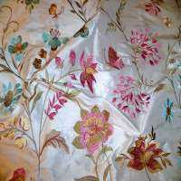 Embroidered Silk Manufacturers