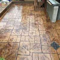 Stamped Concrete Flooring Manufacturers