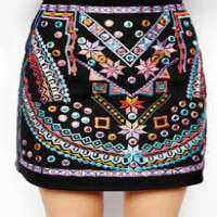 Embroidered Skirts Manufacturers