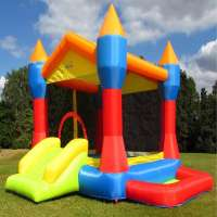 Bouncy Slide Manufacturers