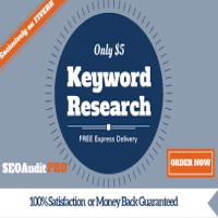 Extensive Keyword Research Manufacturers