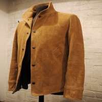 男士麂皮夹克 制造商