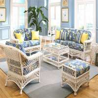 Wicker Furniture Set Manufacturers
