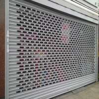 Grill Rolling Shutter Manufacturers
