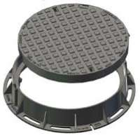 Manhole Cover & Frames Manufacturers