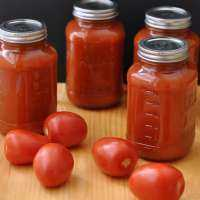 Canned Tomato Sauce Manufacturers